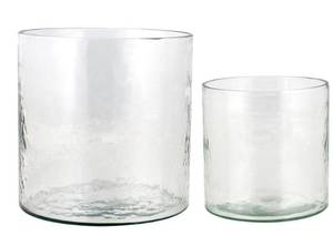 Image of Cylinder Lantern Clear Medium