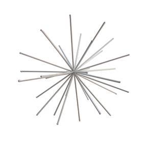 Image of Decor Ball/star  S White